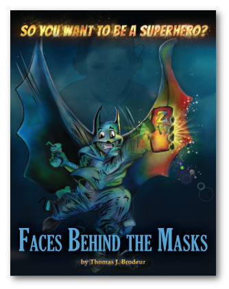 Faces Behind the Masks cover